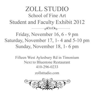 Zoll Student Exhibit